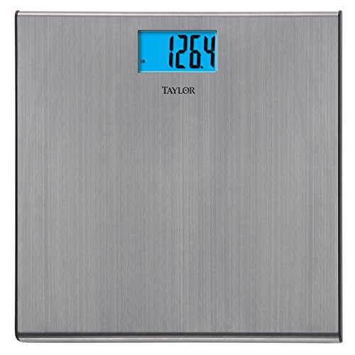 Taylor Precision Products Stainless Steel Electronic (Electronic Digital Bath Scale)