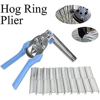 Amazon.com: J-clip Pliers Heavy Duty cage building pliers by ...