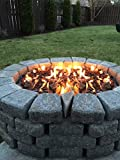 Stanbroil Round Fire Pit Burner Ring, 304 Series