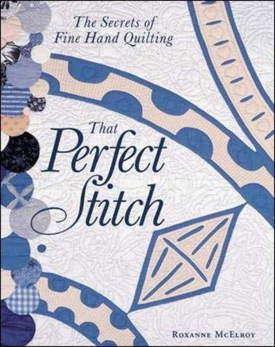 That Perfect Stitch