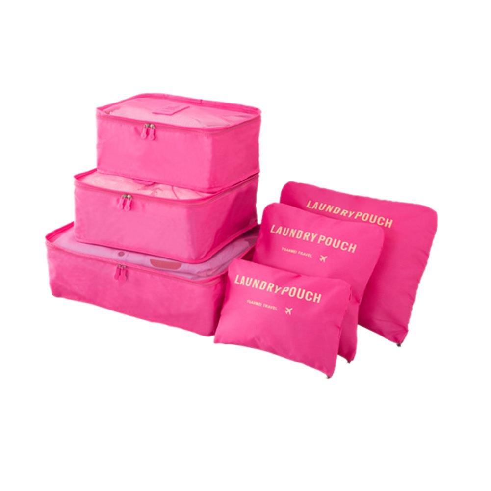 Somedays 6pezzi per set biancheria intima impermeabile Storage Bag
