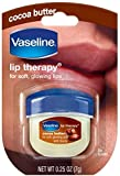 Vaseline Lip Therapy Cocoa Butter.25 oz (Pack of 12)