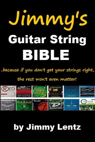Jimmy's Guitar String Bible