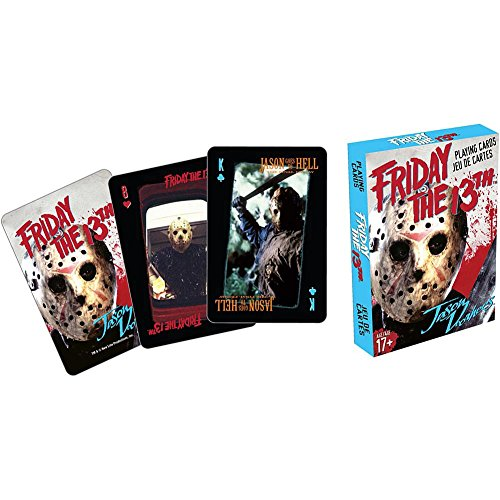 Friday The 13th Playing Cards