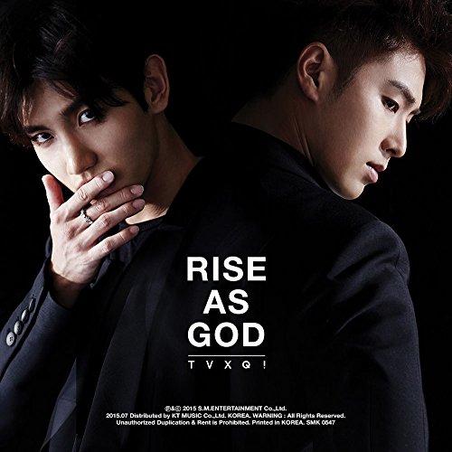 TVXQ DBSK - Rise as God (Special Album) Random CD + Photo Booklet