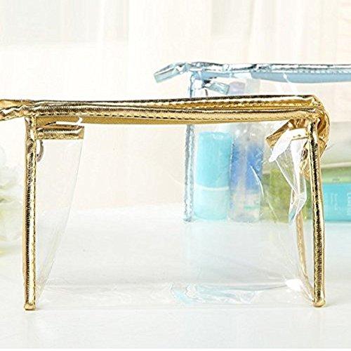 Losuya Portable Zippered Waterproof Cosmetic product image