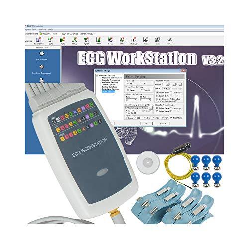Denshine PC Based 12-lead Resting Workstation System with Software