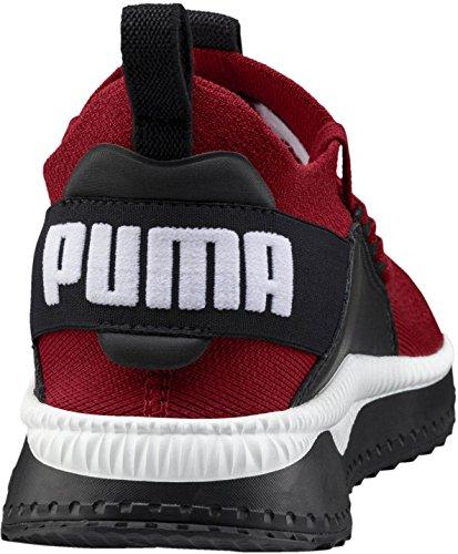 Puma Menns Tsugi Juni Sneaker Røde Dahlia-puma Svart Puma Hvit