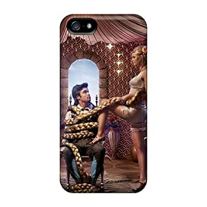 Iphone 5/5s Abstract 3d Print High Quality Tpu Gel Frame Case Cover