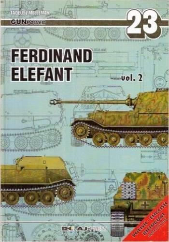 Ferdinand Elefant: Vol. 2 Tadeusz Melleman