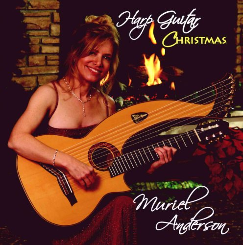 Harp Guitar Christmas by Cgd Music