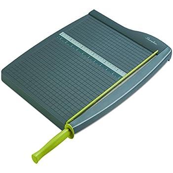 """Swingline Paper Trimmer / Cutter, Guillotine, 15"""" Cut Length, 10 Sheet Capacity, ClassicCut Lite  (9315)"""