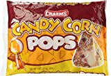 pops corn - Charms Candy Corn Pops 11 oz bag (Pack of 2)