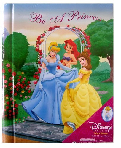 Disney Princess in Garden Photo Album by National Design