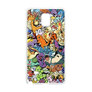 Disney cartoon pattern Cell Phone Case for Samsung Galaxy Note4