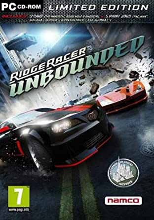Ridge Racer Unbounded - Limited Edition