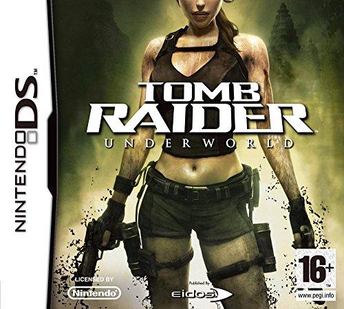 Tomb Raider Underworld (Best Selling Ds Games)