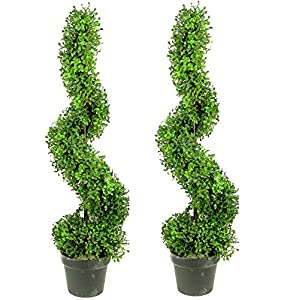 Admired by Nature Aritificial Boxwood 13