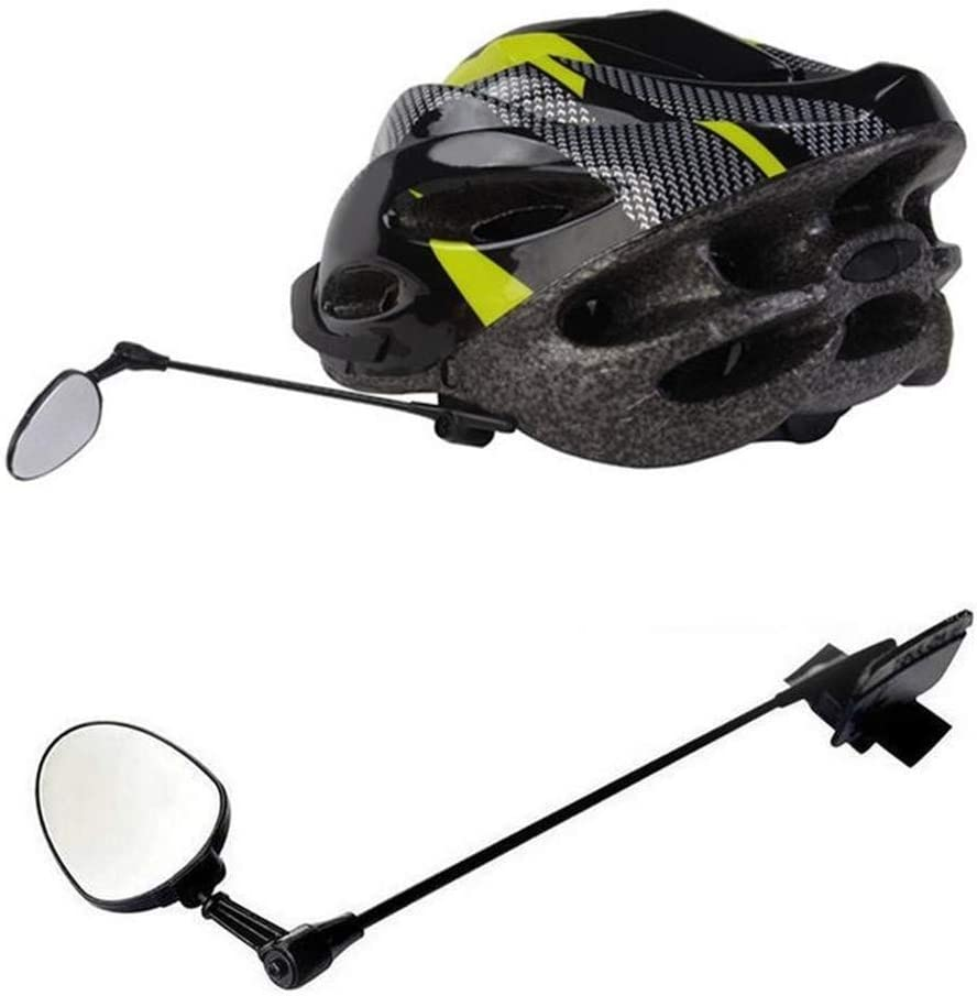 NOLOGO Yg-ct Bicycle Helmet Rear-View Mirror Bike Rearview Mirrors Cycling Accessories for Bicycle Motorcycle