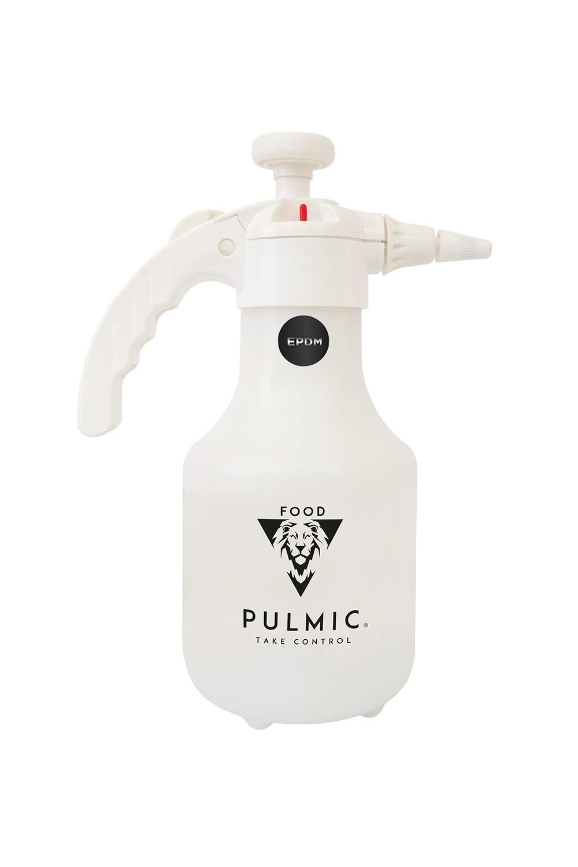 Pulmic 2627 Pulverizador Adaptado Al Uso Alimentario, Blanco