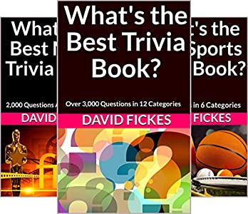 What's the Best Trivia Book?: Over 3, 000 Questions in 12