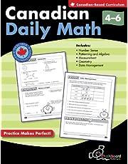 Canadian Daily Math Grades 4-6