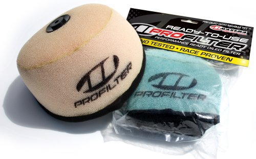 Maxima Racing Oils AFR-2401-00 ProFilter Ready-To-Use Air Filter (Oil Yz125)