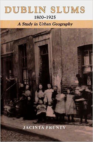Dublin Slums 1800-1925: A Study in Urban Geography