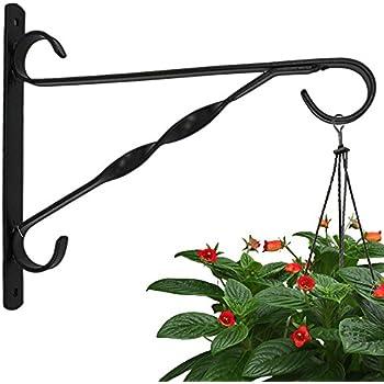 Amazon Com Cast Iron Decorative Bracket With Plant Hook