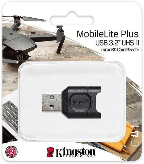 Kingston Mobilelite Plus Kartenlesegerät Micro Sd Usb Computer Zubehör