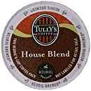 Keurig, Tully's, House Blend, K-Cup Counts, 50 Count