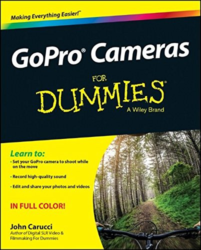 GoPro Cameras For Dummies (For Dummies Series) (Pro Head Go Camera)