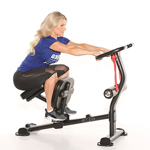 Amazon Com Gronk Fitness Commercial Stretch Machine Sports