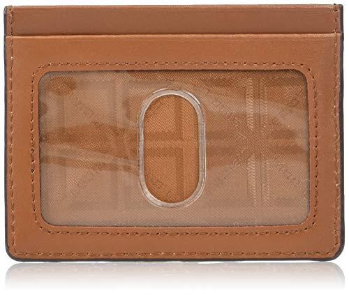 Lodis Audrey RFID Mini ID Card Case, sequoia/papaya