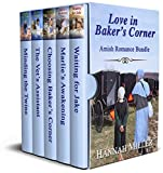Love in Baker's Corner: Amish Romance Bundle