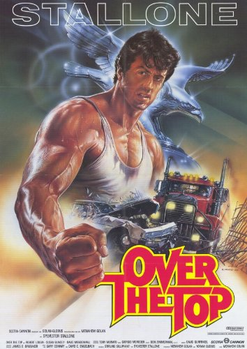 Over the Top - Movie Poster - 11 x 17 ()