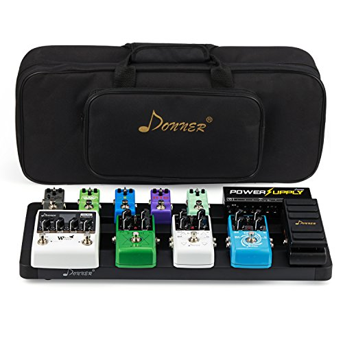 donner guitar pedal board case db 2 aluminium pedalboard with bag buy online in uae musical. Black Bedroom Furniture Sets. Home Design Ideas