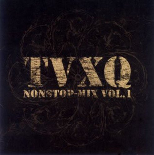CD : Tohoshinki - TVXQ Nonstop-Mix 1 (Japan - Import)