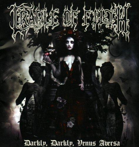 Cradle of Filth - Cradle Of Filth - Darkly, Darkly, Venus Aversa +bonus [japan Cd] Micp-10960 - Zortam Music