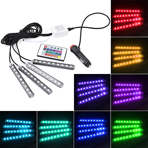 Color Changing Led Accent Lighting - 9