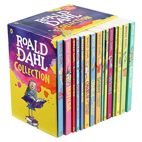 Roald Dahl Complete Collection [Paperback] by ()