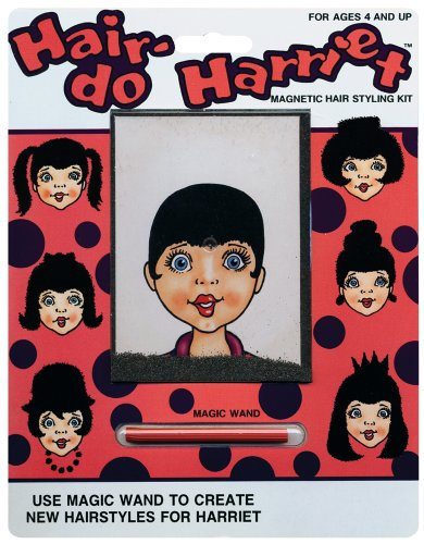 PlayMonster Magnetic Personalities - Hair-Do Harriet