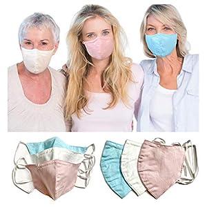Handmade Muslin Face Masks