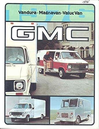 1976 gmc value van