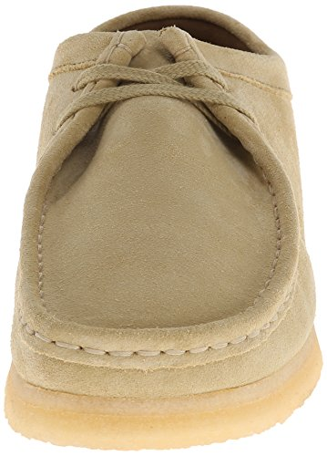 Clarks Men's Wallabee Shoe Maple Suede cheap 2014 shop for cheap online discount get to buy buy cheap fashionable j3BRr