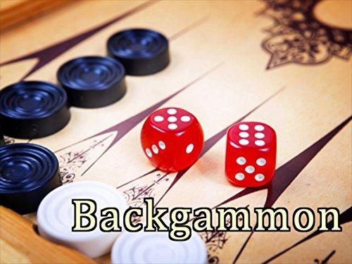 Backgammon - Game One