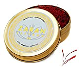 Kyпить Zaran Saffron, Superior Saffron (Premium) All-Red Saffron Threads (Luxury Tins, 2 grams) на Amazon.com