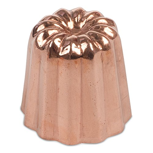 Matfer Cannele Mold 1.75-inches Diameter