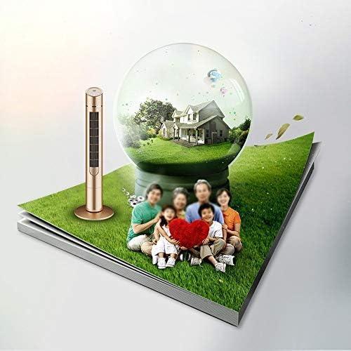 Fan LHA Intelligente Toren, Afstandsbediening, 8H Timing, Ultra-stil -50W YtCmu2Eb