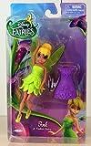 Best Disney Jakks Pacific Fairies - Disney Fairies, Mini Doll, Tink (A Tinker Fairy) Review